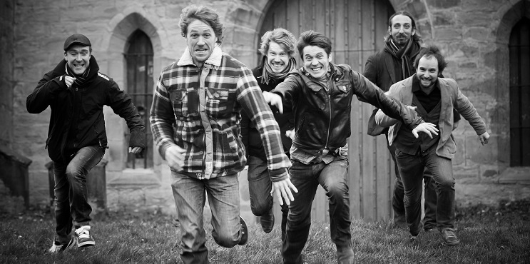 Hope & Social take pupils behind the scenes of one of Yorkshire's best loved bands