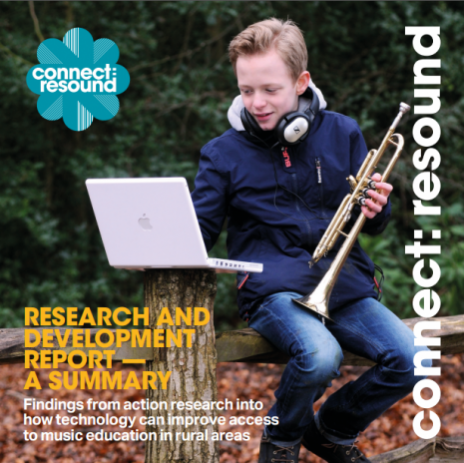 Connect: Resound report launched!