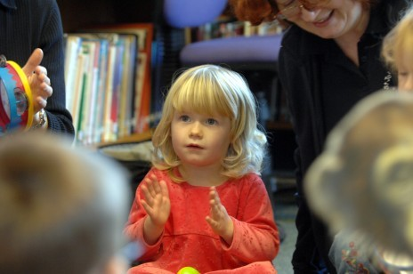 NYMAZ Early Years Music Network Conference, Sat 7 Feb 2015, Selby