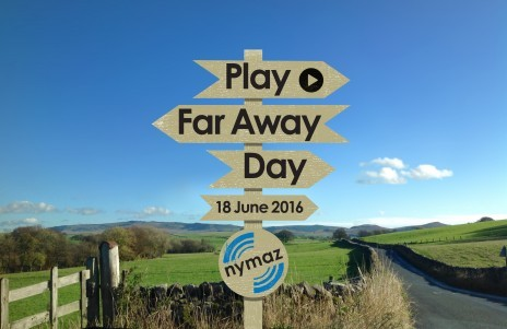 Music groups invited to take part in Play Far Away Day!
